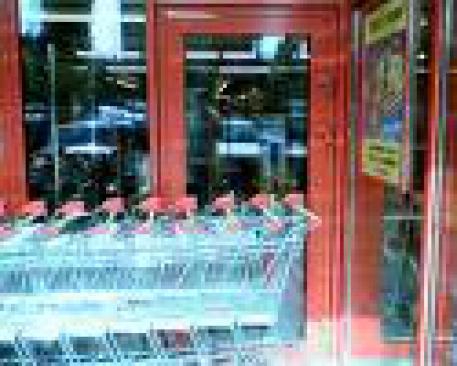 Dejvice - Supermarket