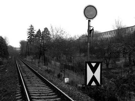 Z Dejvic směrem na Veleslavin
