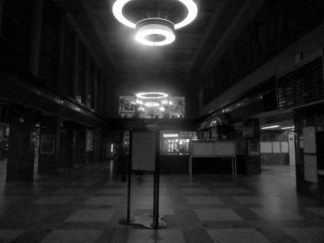Oáza na Smíchovském nádraží