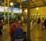 Magnetické signály, Masarykovo nádraží