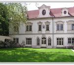 zahrada Velkopřevorského paláce