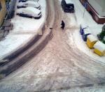 Rozbíjení sněholedů