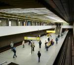 kytarista na stanici Smíchovské nádraží