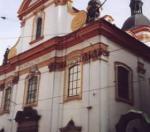 Řeckokatolická pascha v kostele Nejsvětější Trojice