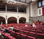 Nedělní kázání v Mezinárodní baptistické církvi
