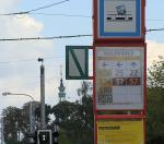 Konečná tramvaje Na Malovance