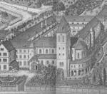 Benediktýnský kostel kláštera sv. Gabriela