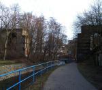 Ranní vlaky u Balabenky